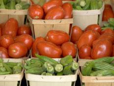 במיה ועגבניות