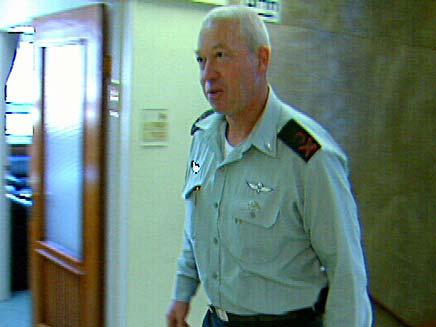 יואב גלנט, המזכיר הצבאי (צילום: חדשות 2)