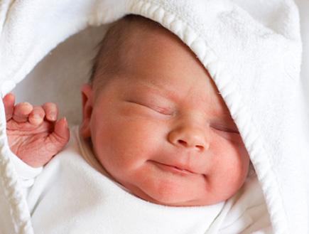 תינוק חמוד