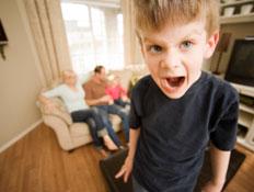 ילד צועק- משפטים מעצבנים של ילדים (צילום: istockphoto ,istockphoto)