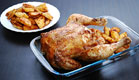עוף שלם בתנור - קלאסי (צילום: עמרי אנדרס צורף ,mako)