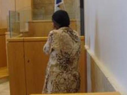 אישה מנצרת החשודה באונס (צילום: אתר BOKRA)