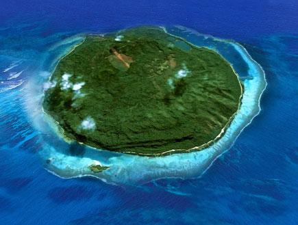 האי הפרטי של מל גיבסון