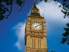 לונדון: ביג בן