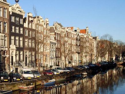 Singel tunnel_Iamsterdam