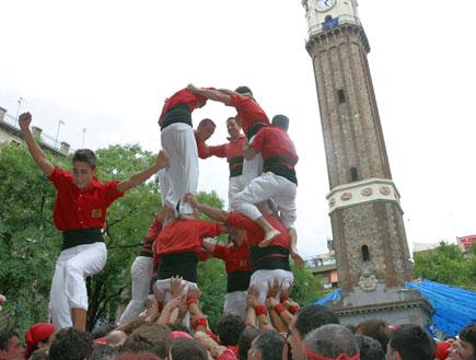 פסטיבל בברצלונה