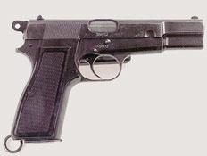 FN בראונינג- אקדחים