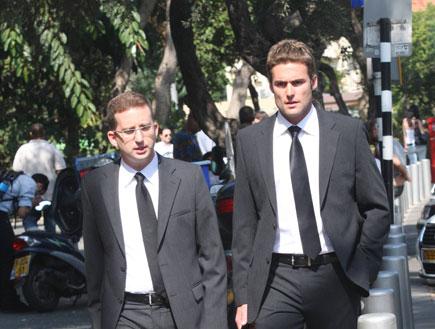 טל אנגלנדר, הישרדות 3, עורך דין (צילום: אלעד דיין ,mako)