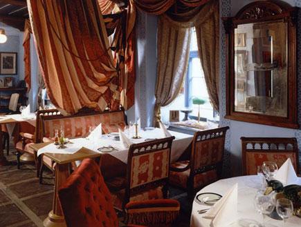 מסעדת U modre Kachnicky, פראג