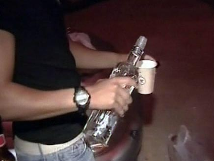 האם מותר לשתות ולנהוג ?