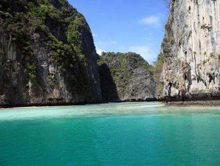 מאיה ביי, קופיפי, תאילנד (צילום: istockphoto ,istockphoto)