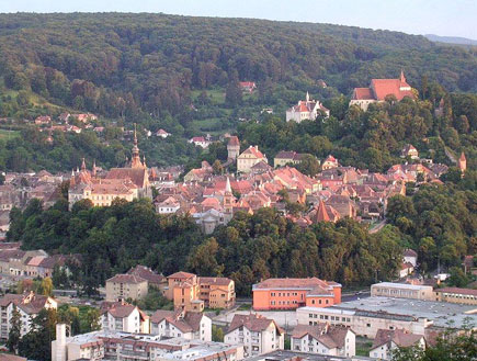 סיגישוארה, מחוז טרנסילבניה ברומניה(ויקיפדיה)