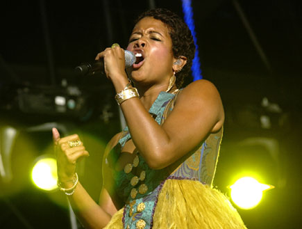 קליס, kelis (צילום: Getty images ,getty images)