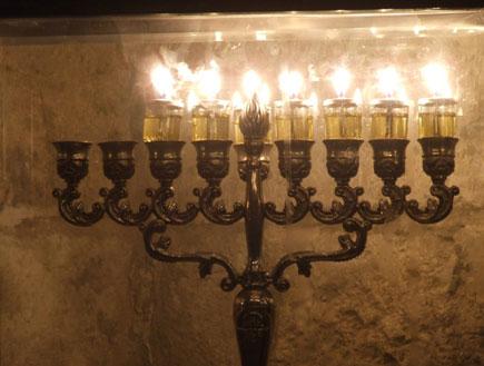 טיול בירושלים: סיור חנוכיות