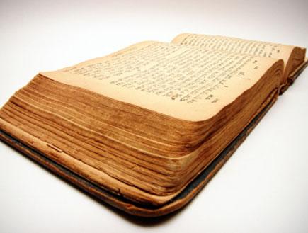 ספר תורה 1 (צילום: istockphoto)