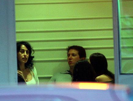 רונן ברגמן, ריטה והבנות, פפראצי 4 (צילום: אלעד דיין ,mako)