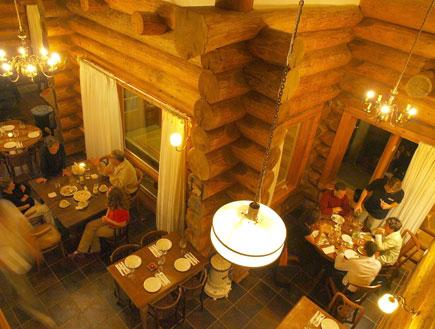 מסעדת טאפאסים אלומה בכפר