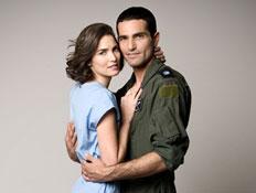 נשות הטייסים - לירון לבו יעל גולדמן (צילום: עידו לביא ,mako)