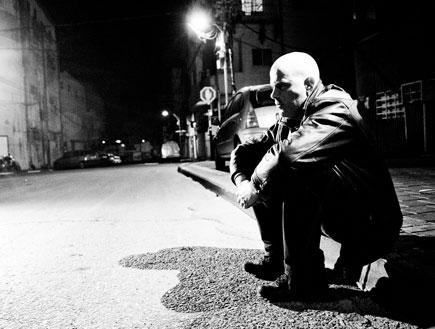 דן תורן, שחור לבן (צילום: ליאור נורדמן)
