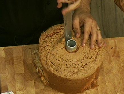 עוגת מיץ לקינוח