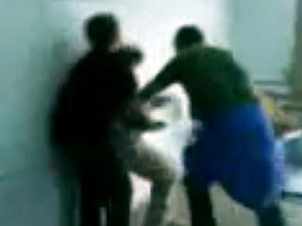 אלימות בני נוער. אילוסטרציה (צילום: חדשות 2)