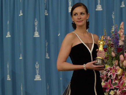 גוליה ולנטינו - אוסקר 2010 (צילום: getty images ,getty images)