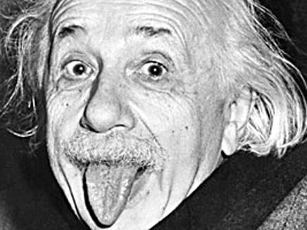 אלברט אינשטיין (צילום: חדשות 2)