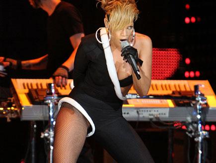 ריהאנה, הופעה (צילום: Getty images ,getty images)