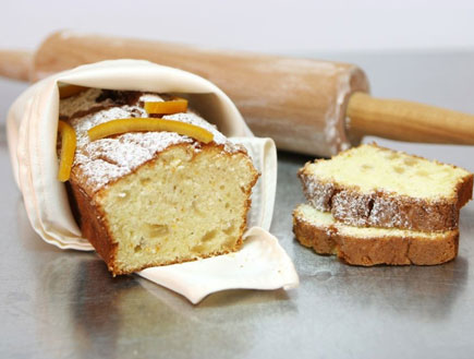 עוגת תפוזים בחושה (צילום: שירן כרמל ,יחסי ציבור)