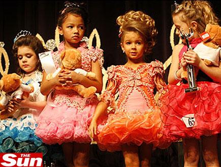 ילדות בתחרות מלכות יופי 2