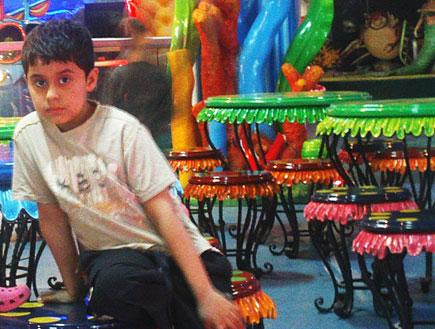 יום כיף: ילד באטלנטיס בקניון ארנה
