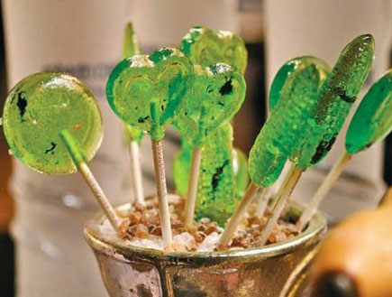 סוכריות וודקה (צילום: מיכל לנרט ,גלובס)