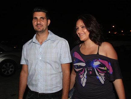שלומי קוריאט ואשתו - בר מצווה משפחת דץ