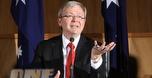 ראש ממשלת אוסטרליה, קווין רוד. משקיע (רויטרס) (צילום: מערכת ONE)