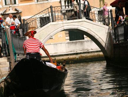 איטליהגונדולה ונציה איטליה