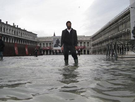 גאות בונציה איטליה
