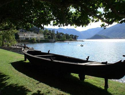 אגם קומו איטליה
