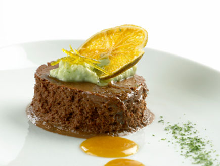 מוס שוקולד תפוז(istockphoto)