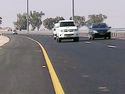 מבזק גלובס: מהירות הנסיעה בכבישים עולה (צילום: חדשות 2)