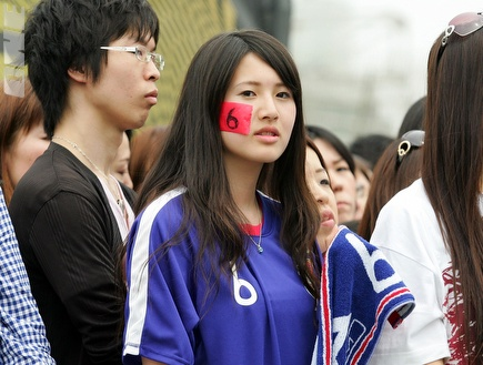 בחורה יפנית (GettyImages)