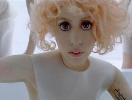 ליידי גאגא, מתוך Bad Romance (צילום: צילום מסך)