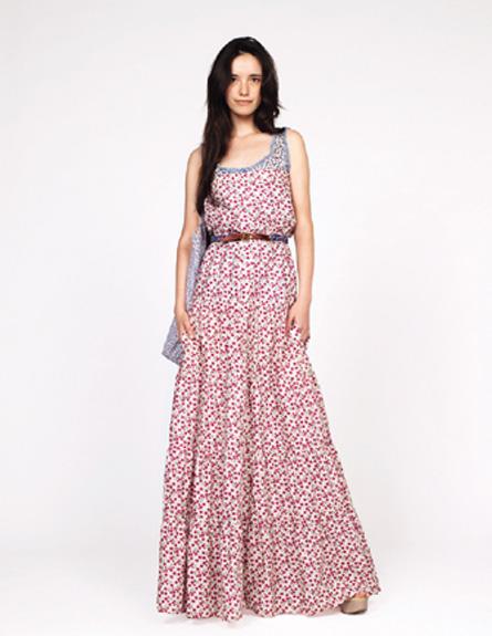 שמלת מקסי של GAP