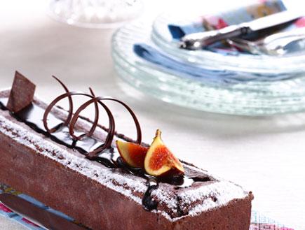 עוגת סופלה שוקולד (צילום: דן פרץ ,יחסי ציבור)