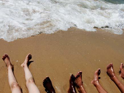 איפה החוף שלכם ברשימה? אילוסטרציה (צילום: AP)