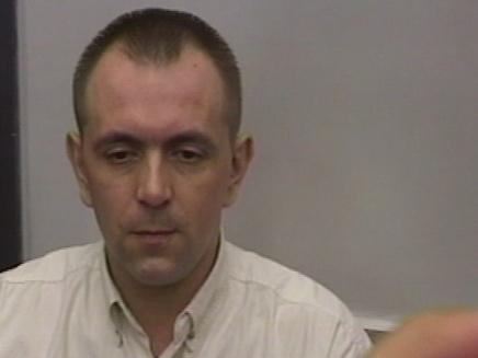 רומן זדורוב, מואשם ברצח תאיר ראדה (צילום: חדשות 2)