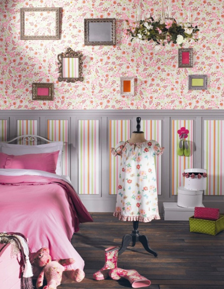 עיצוב חדרי ילדות לולה 2