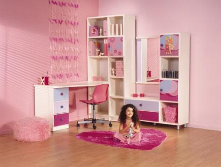 חדר בטסי שגם בדיזיין סנטר