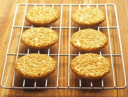 עוגיות שומשום (צילום: istockphoto ,istockphoto)
