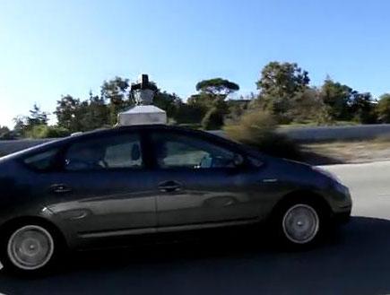 המכונית של גוגל