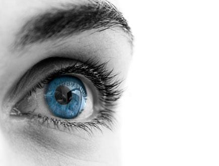 eye (צילום: istockphoto ,istockphoto)